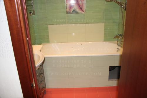 Общий вид ванной